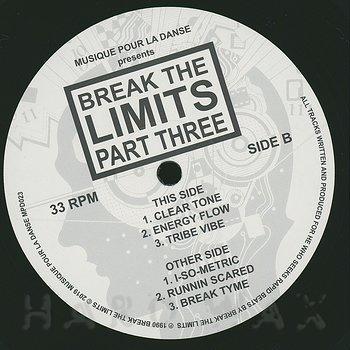 Cover art - Break The Limits: Break The Limits Part III