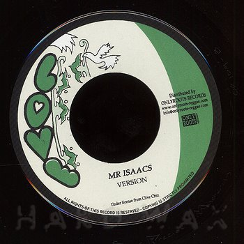 Cover art - Gregory Isaacs: Never Be Ungrateful