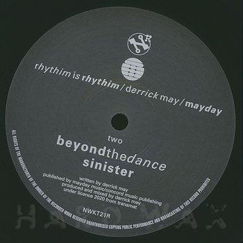 Cover art - Rhythim Is Rhythim: Innovator - Soundtrack For The Tenth Planet
