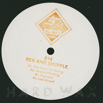 Cover art - 214: Rex And Shuffle