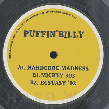 Cover art - Puffin Billy: Hardcore Madness