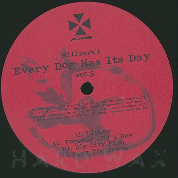 Cover art - Millsart: Every Dog Has Its Day V