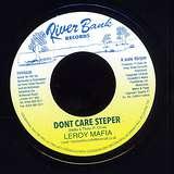 Cover art - Leroy Mafia: Dont Care Stepper