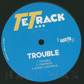 Cover art - Tetrack: Trouble