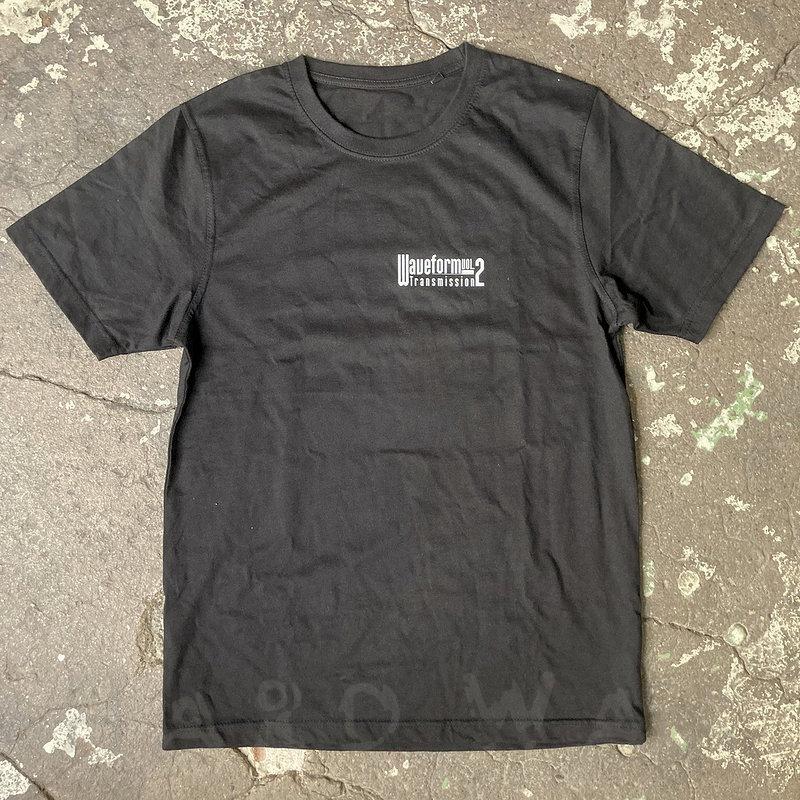 "Cover art - T-Shirt, Size XL: ""Tresor Never Sleeps"", Black"