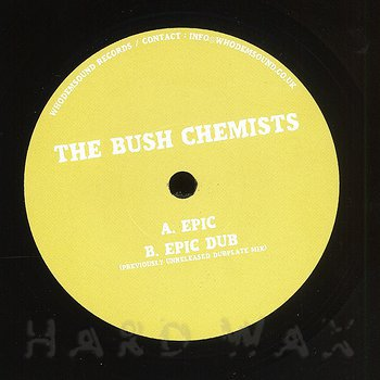 Cover art - The Bush Chemists: Epic