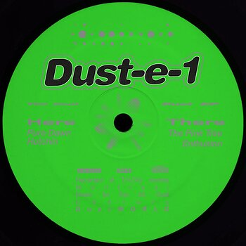 Cover art - Dust-e-1: The Cool Dust EP