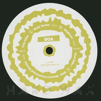 Cover art - BOA: BOA