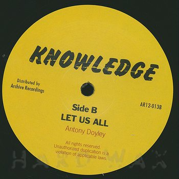 Cover art - Knowledge: Man Talk Truth