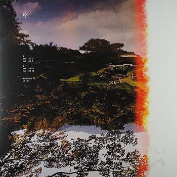 Cover art - Mohammad Reza Mortazavi & Burnt Friedman: Yek 2
