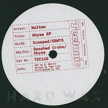Cover art - Walton: Abyss