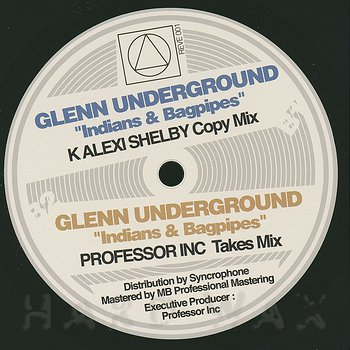 Cover art - The P.J. Project / Glenn Underground: Chicago Jack Track Edition & Chicagos Anthem