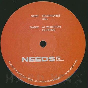 Cover art - Various Artists: Needs 007