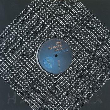 Cover art - DJ Skull: Balance EP
