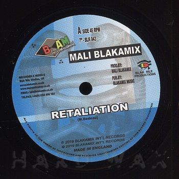 Cover art - Mali Blakamix: Retaliation