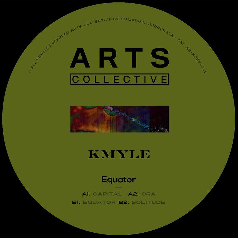 Cover art - Kmyle: Equator