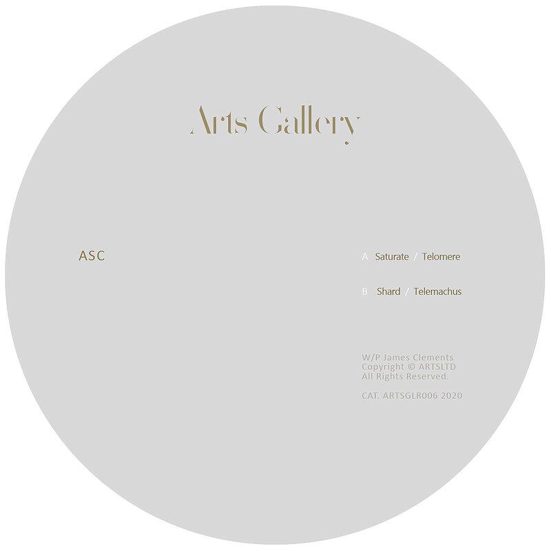 Cover art - ASC: Absolute Zero