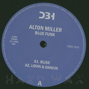 Cover art - Alton Miller: Blue Funk