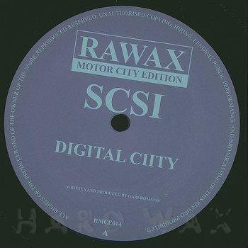 Cover art - SCSI: Digital Ciity