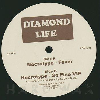 Cover art - Necrotype: Diamond Life08