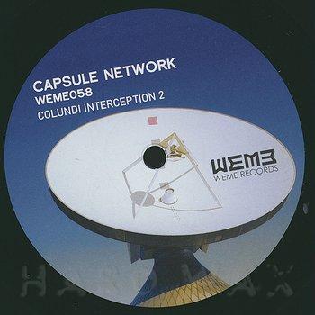Cover art - Capsule Network: Colundi Interception 2