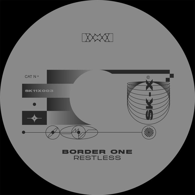Cover art - Border One: Restless