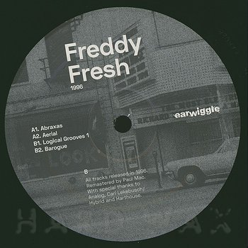 Cover art - Freddy Fresh: 1996