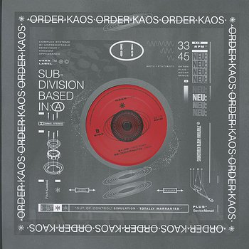Cover art - Various Artists: Fear Enough