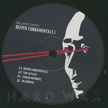 Cover art - Delano Smith: Deeper Fundamentals I