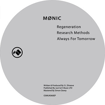 Cover art - Mønic: Research Methods