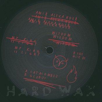 Cover art - Amir Alexander: Wisdom