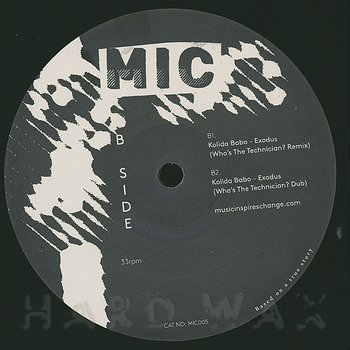 Cover art - Kolida Babo: Exodus Remixes