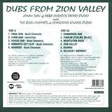 Cover art - Jonah Dan & The Bush Chemists: Dubs From Zion Valley