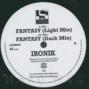 Cover art - Ironik: Fantasy