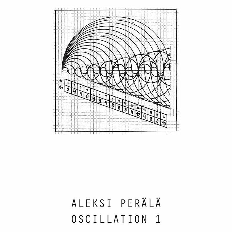 Cover art - Aleksi Perälä: Oscillation 1