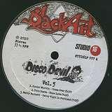 Cover art - Lee Perry: Disco Devil Vol. 5