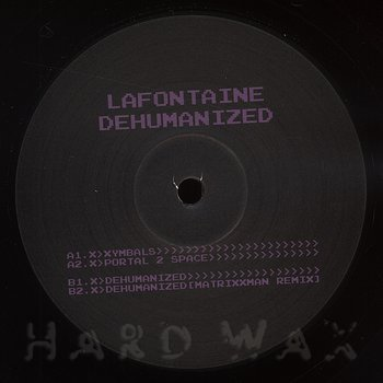 Cover art - LaFontaine: Dehumanized