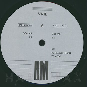 Cover art - Vril: Bad Manners 4