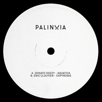 Cover art - Donato Dozzy / Eric Cloutier: Palinoia Ltd. 001