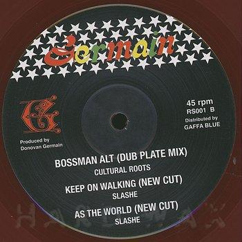 Cover art - Cultural Roots: Mr Bossman