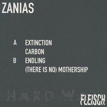 Cover art - Zanias: Extinction