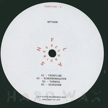 Cover art - Mython: Frontline EP