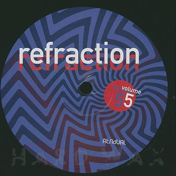 Cover art - Various Artists: Refraction Vol. 5