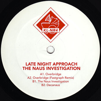 Cover art - Late Night Approach: The Naus Investigation