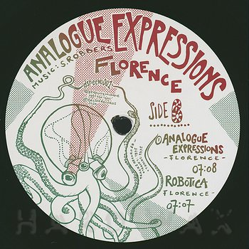 Cover art - Florence: Analogue Expressions