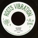 Cover art - Lee Perry: Captive