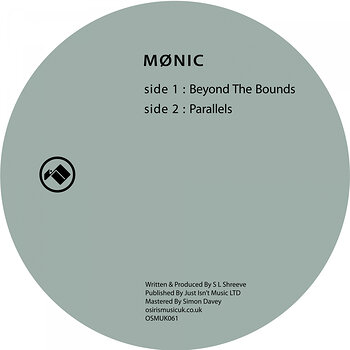Cover art - Mønic: Beyond The Bounds