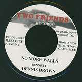 Cover art - Dennis Brown: No More Walls