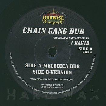 Cover art - I-David: Chain Gang Dub