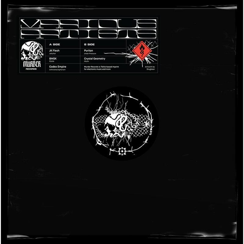 Cover art - Various Artists: Murder 01